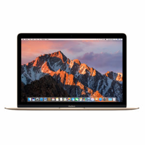 MacBook 12″ Oro