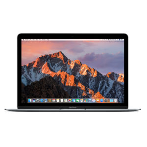 MacBook 12″ · Processore 1.2GHz dual-core Intel Core m3, 256GB