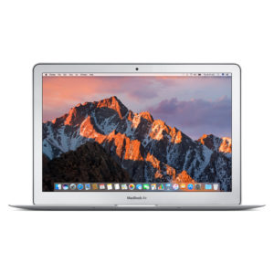 MacBook Air 13″ · Processore 1.8GHz dual-core Intel Core i5