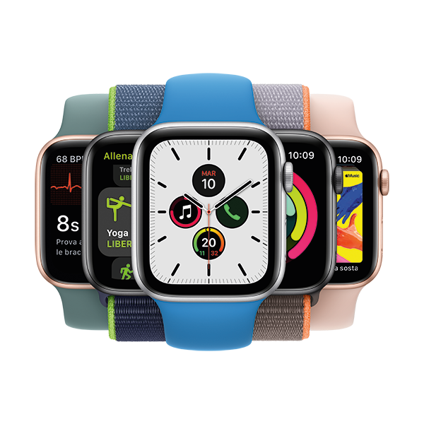 Prima Protection Plan - Copertura assicurativa Apple Watch